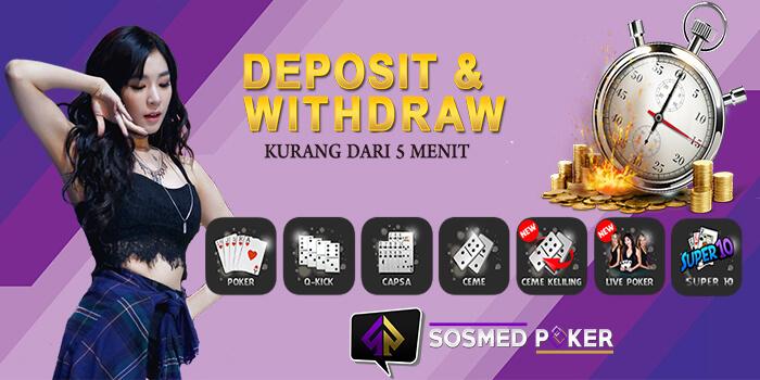 Permainan Bandar Ceme Pakai Akun ID Pro Yang Terpercaya di Sosmed Poker